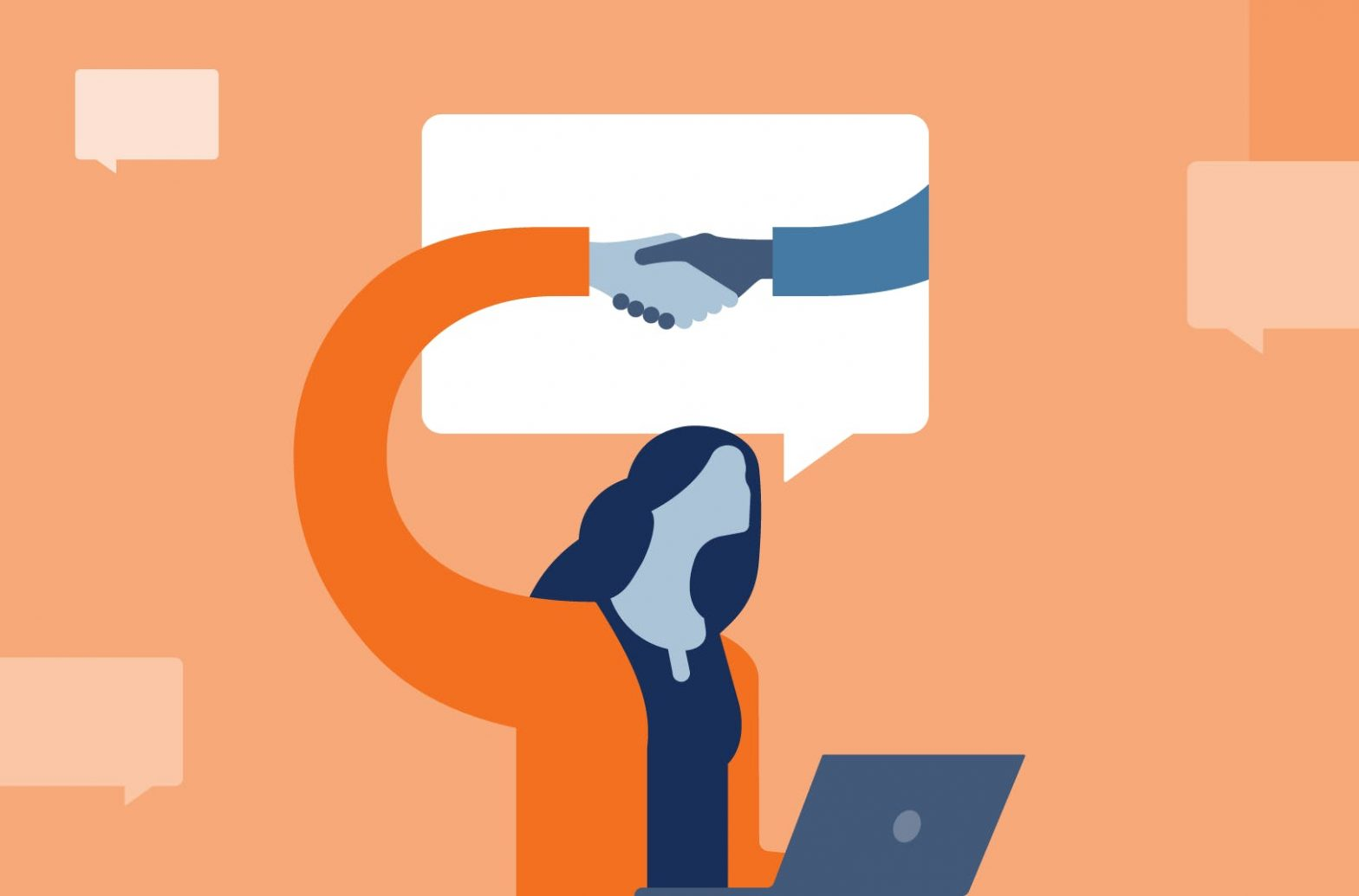Social Media Marketing Audience Priority